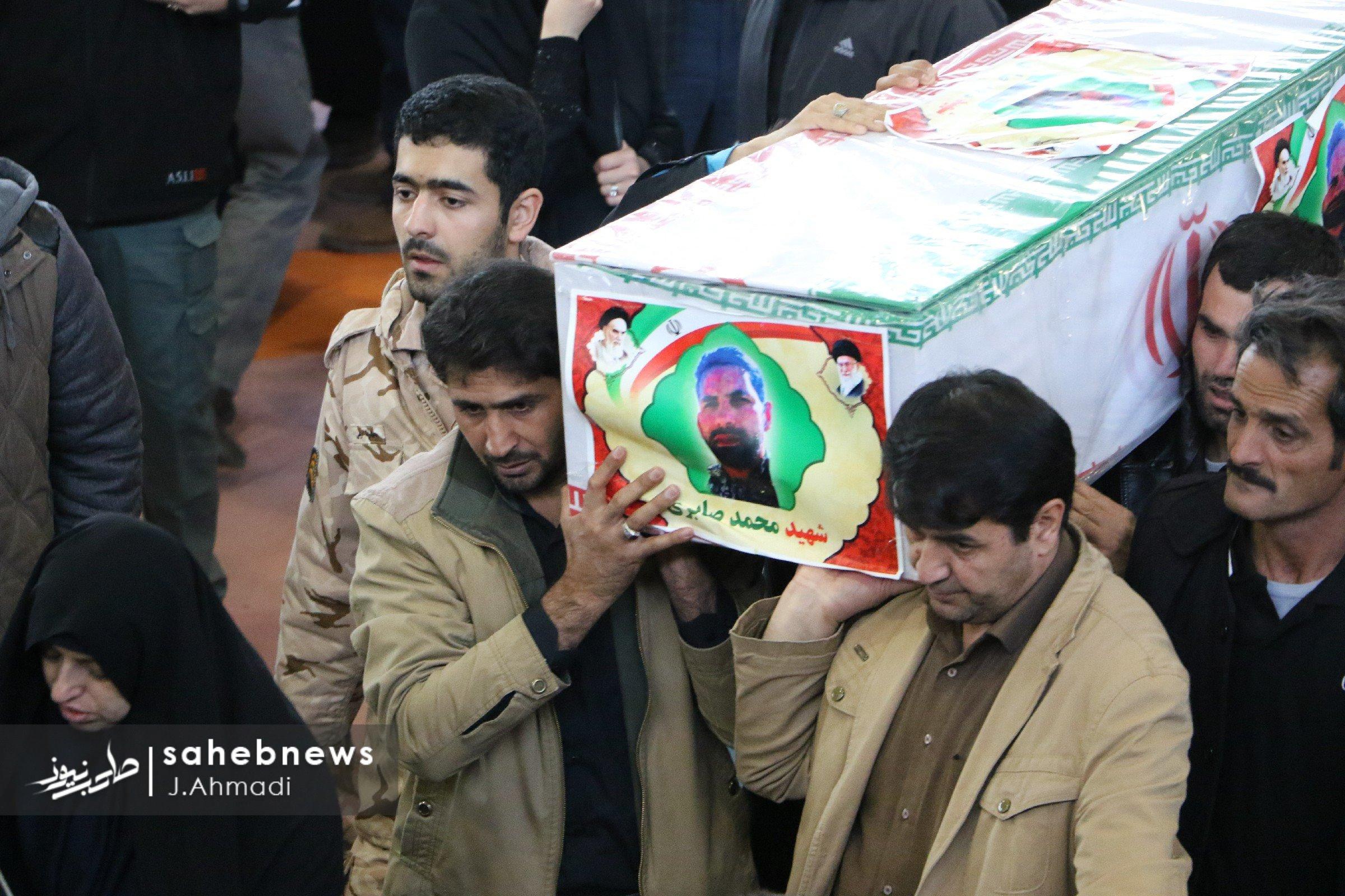 27 شهید حادثه تروریستی اصفهان (16)
