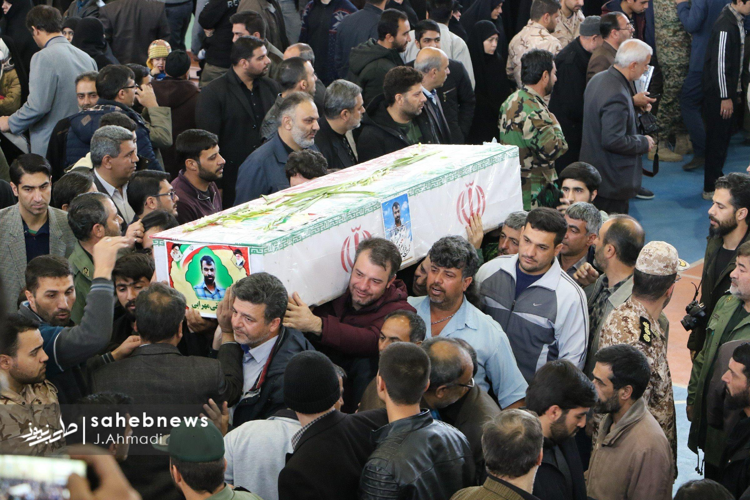 27 شهید حادثه تروریستی اصفهان (18)
