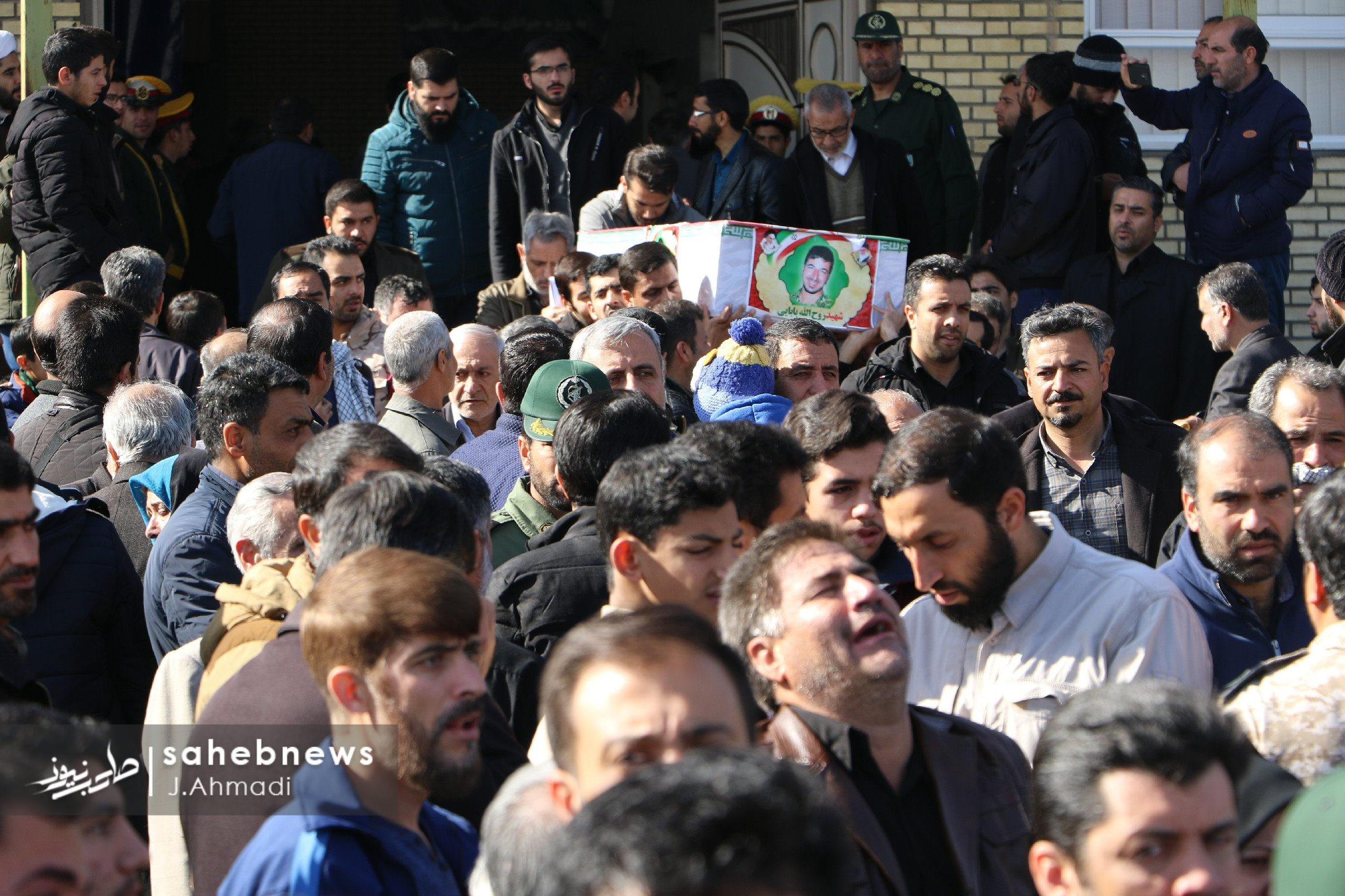 27 شهید حادثه تروریستی اصفهان (21)