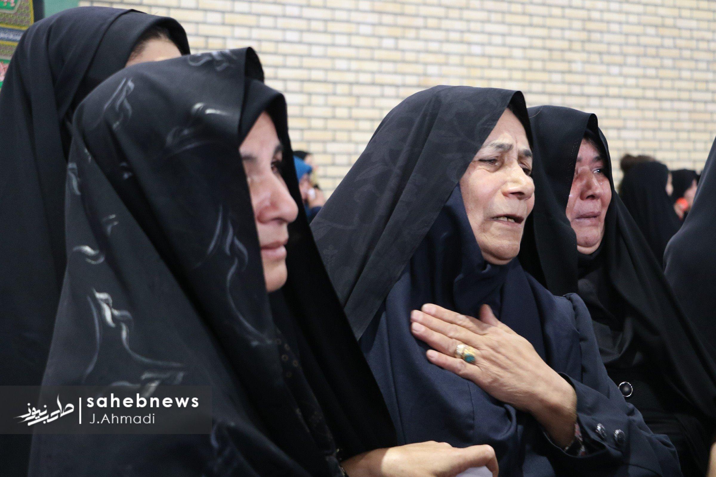 27 شهید حادثه تروریستی اصفهان (29)