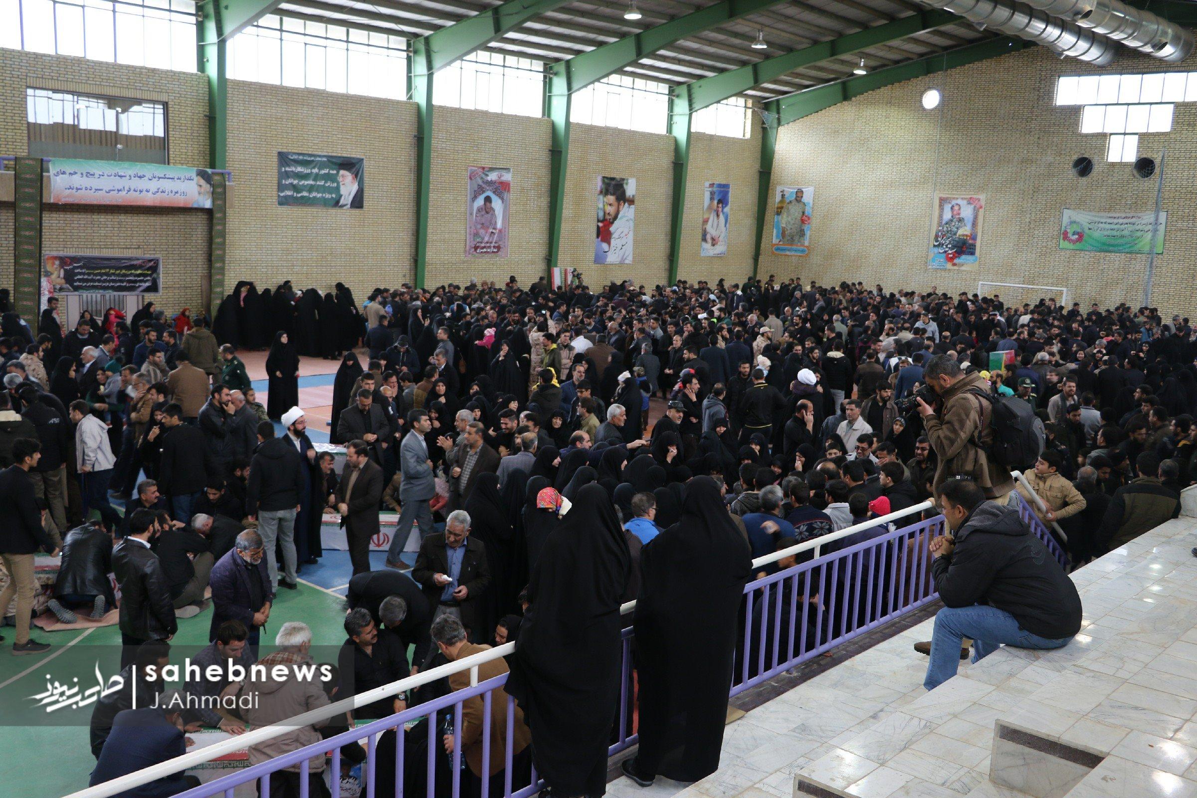 27 شهید حادثه تروریستی اصفهان (3)