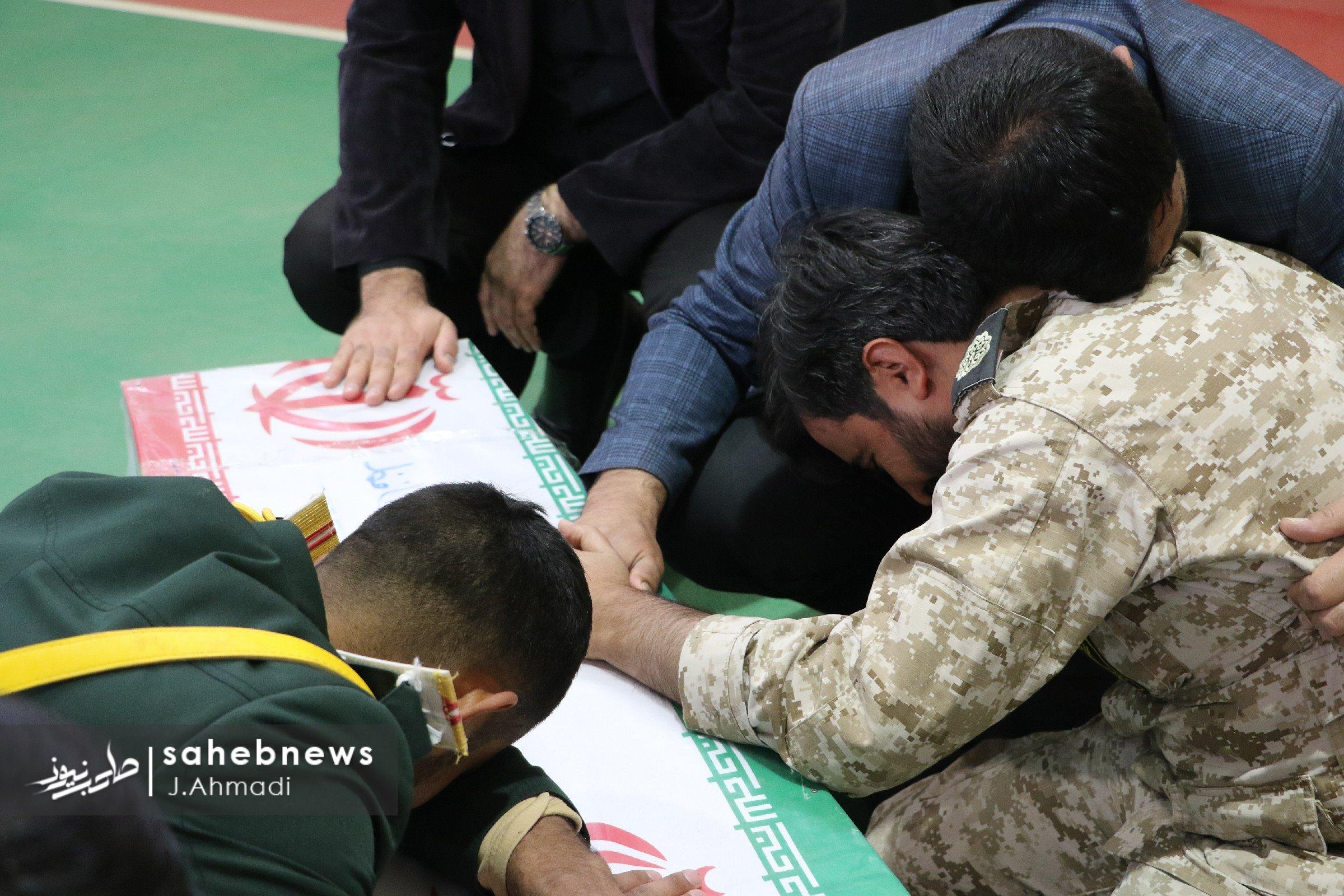 27 شهید حادثه تروریستی اصفهان (31)