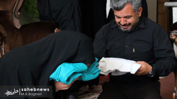 خانواده شهدای تروریستی سیستان (18)