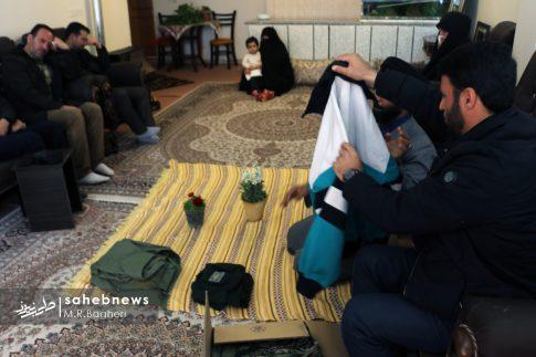 خانواده شهدای تروریستی سیستان (2)
