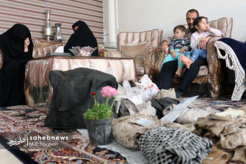 خانواده شهدای تروریستی سیستان (32)