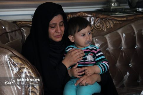 خانواده شهدای تروریستی سیستان (35)