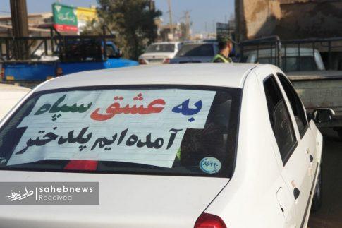 تشکر دست نوشته مردم سیل زده از سپاه (1)