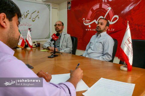 میزگرد سیل خوزستان صاحب نیوز (3)