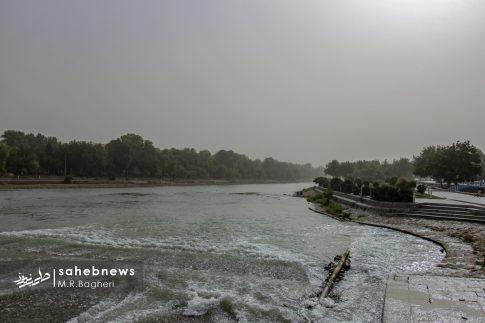 آلودگی هوای اصفهان (1)