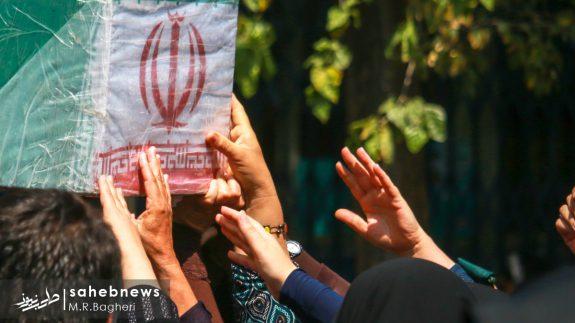 تشییع شهدا در اصفهان (27)