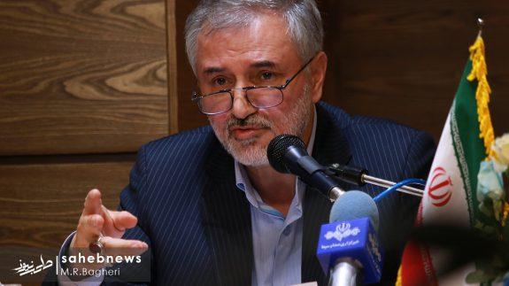 حبیبی رئیس دادگستری اصفهان
