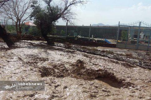 سیلاب کوهپایه (4)