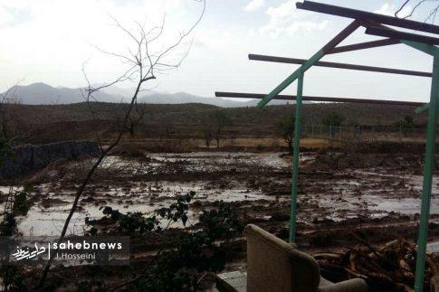 سیلاب کوهپایه (5)