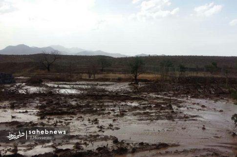 سیلاب کوهپایه (7)