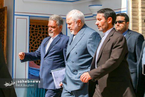 ظریف در اصفهان (1)