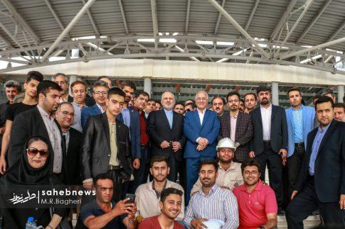 ظریف در اصفهان (18)