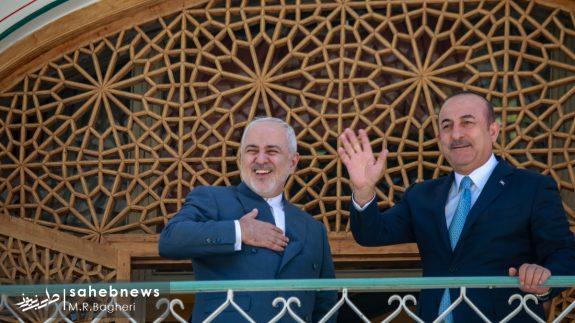 ظریف در اصفهان (2)