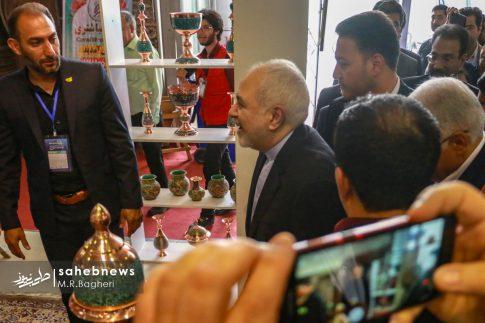 ظریف در اصفهان (3)