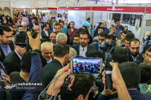 ظریف در اصفهان (8)