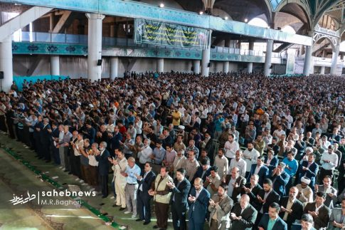 نماز عید فطر اصفهان (12)