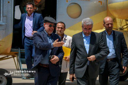 وزیر نیرو در مبارکه (3)