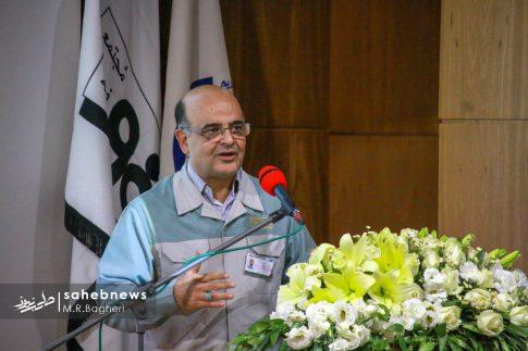 وزیر نیرو در مبارکه (9)