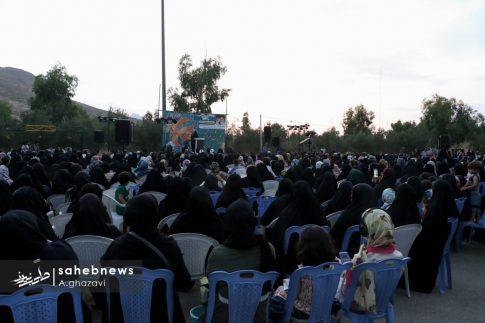 مراسم عفاف و حجاب بهارستان اصفهان الهام چرخنده (14)