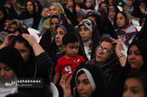 مراسم عفاف و حجاب بهارستان اصفهان الهام چرخنده (16)