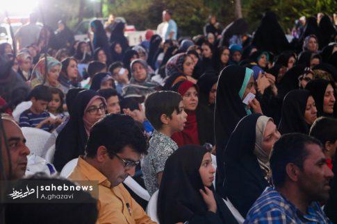 مراسم عفاف و حجاب بهارستان اصفهان الهام چرخنده (18)