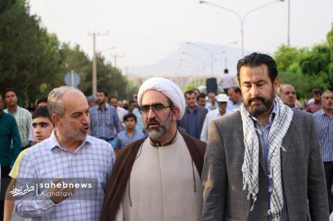 مراسم عفاف و حجاب بهارستان اصفهان الهام چرخنده (32)