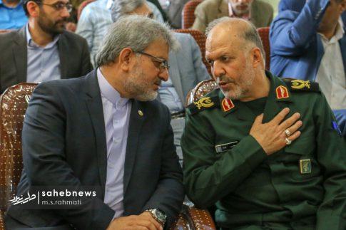 معارفه فرمانده سپاه صاحب الزمان (3)