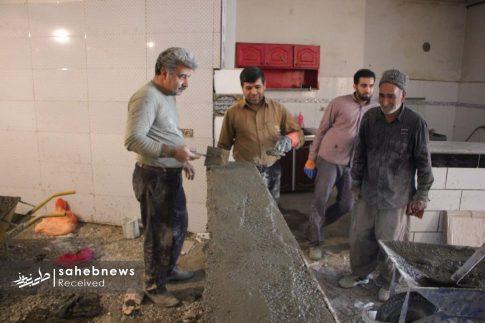 بسیج سازندگی اصفهان سیل پلدختر (11)