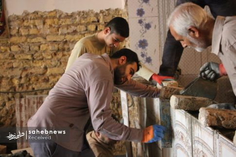 بسیج سازندگی اصفهان سیل پلدختر (13)