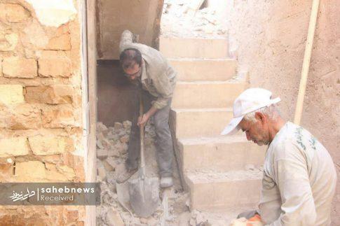 بسیج سازندگی اصفهان سیل پلدختر (21)