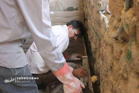 بسیج سازندگی اصفهان سیل پلدختر (5)