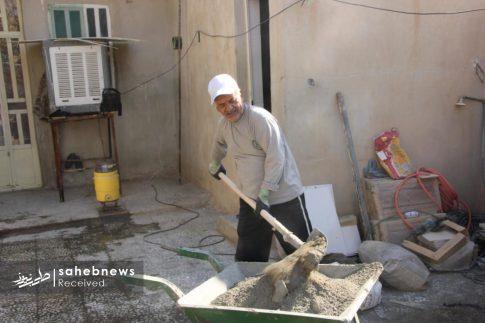 بسیج سازندگی اصفهان سیل پلدختر (9)
