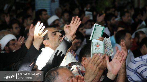 دعای عرفه امامزاده هلال بن علی (2)
