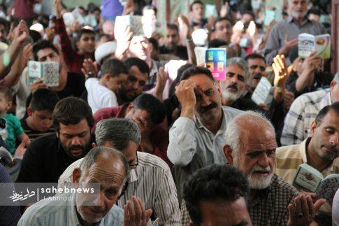 دعای عرفه امامزاده هلال بن علی (5)