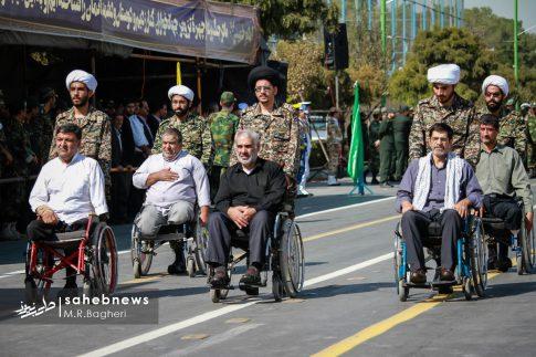 رژه هفته دفاع اصفهان (10)
