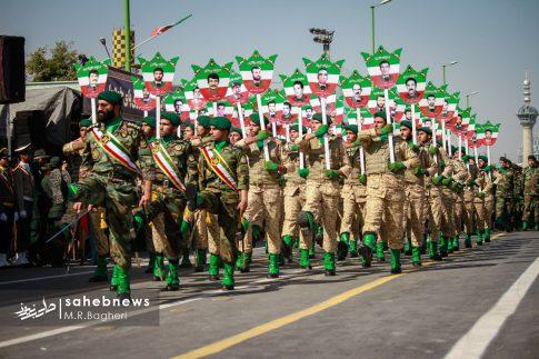 رژه هفته دفاع اصفهان (12)
