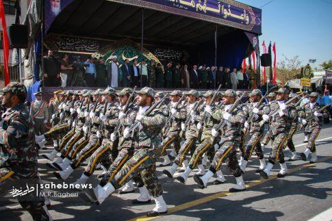 رژه هفته دفاع اصفهان (14)