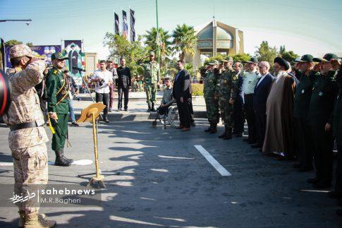 رژه هفته دفاع اصفهان (2)