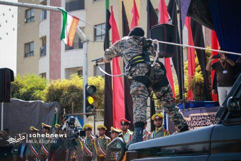 رژه هفته دفاع اصفهان (29)