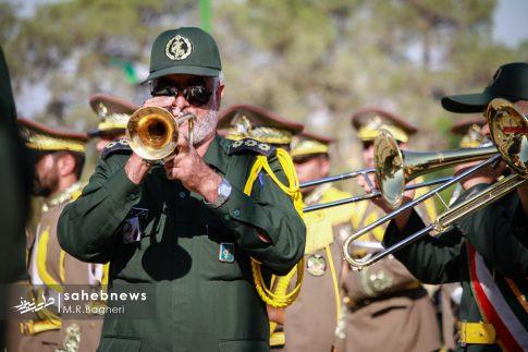رژه هفته دفاع اصفهان (3)