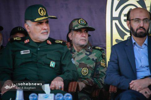 رژه هفته دفاع اصفهان (4)