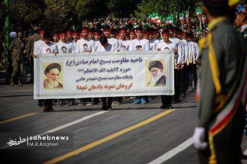 رژه هفته دفاع اصفهان (8)
