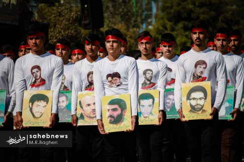رژه هفته دفاع اصفهان (9)