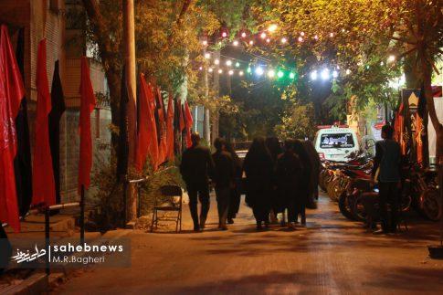 شب تاسوعا اصفهان (1)