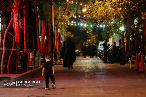 شب تاسوعا اصفهان (12)