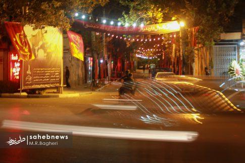 شب تاسوعا اصفهان (2)